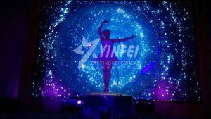 上海影菲文化传播公司二维码
