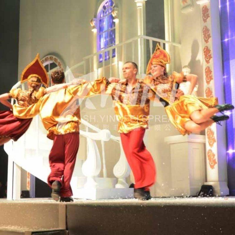 外籍舞蹈  俄罗斯舞