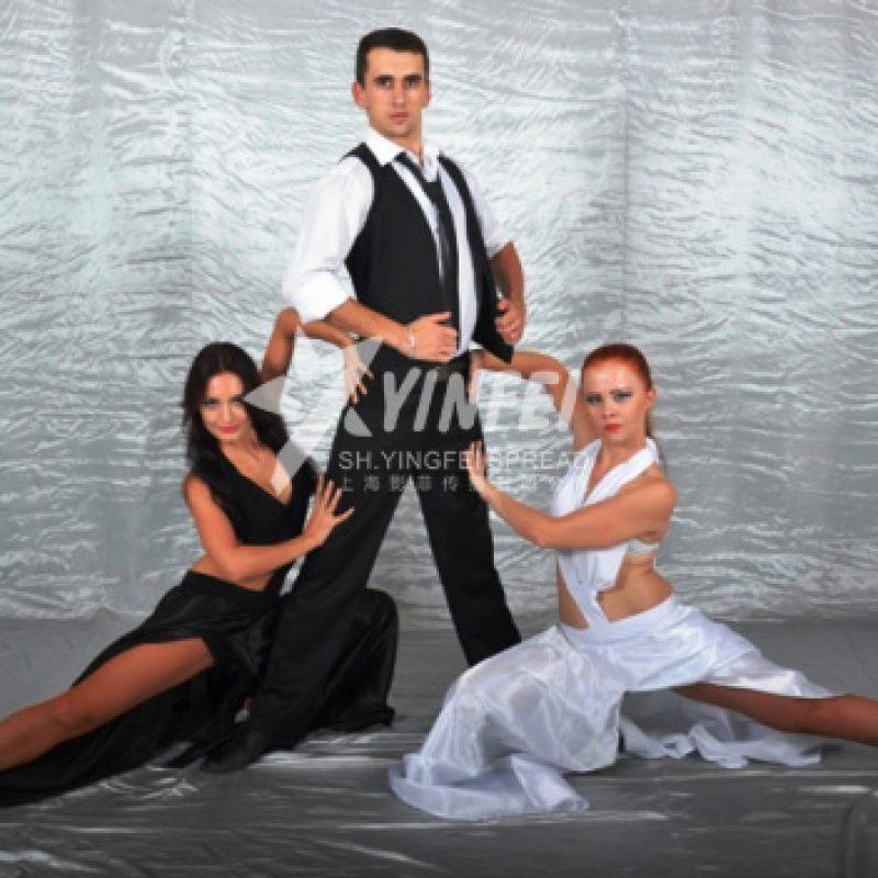 外籍舞蹈  现代探戈